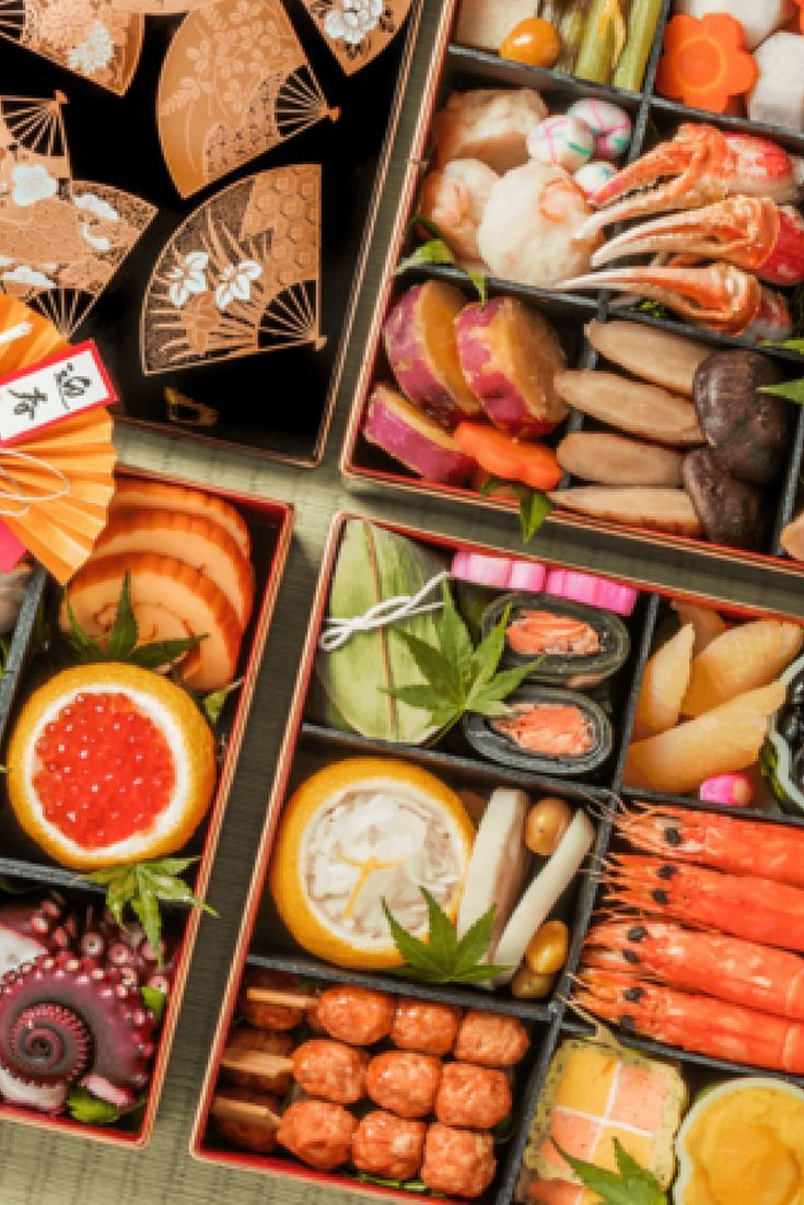 Exploring the Meaning of Osechi Ryori, Japan's Traditional