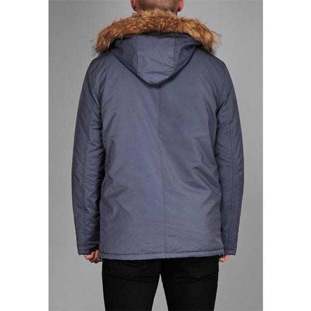 Newton Hooded Parka