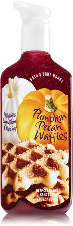 Pumpkin Pecan Waffles Deep Cleansing Hand Soap Soap Sanitizer