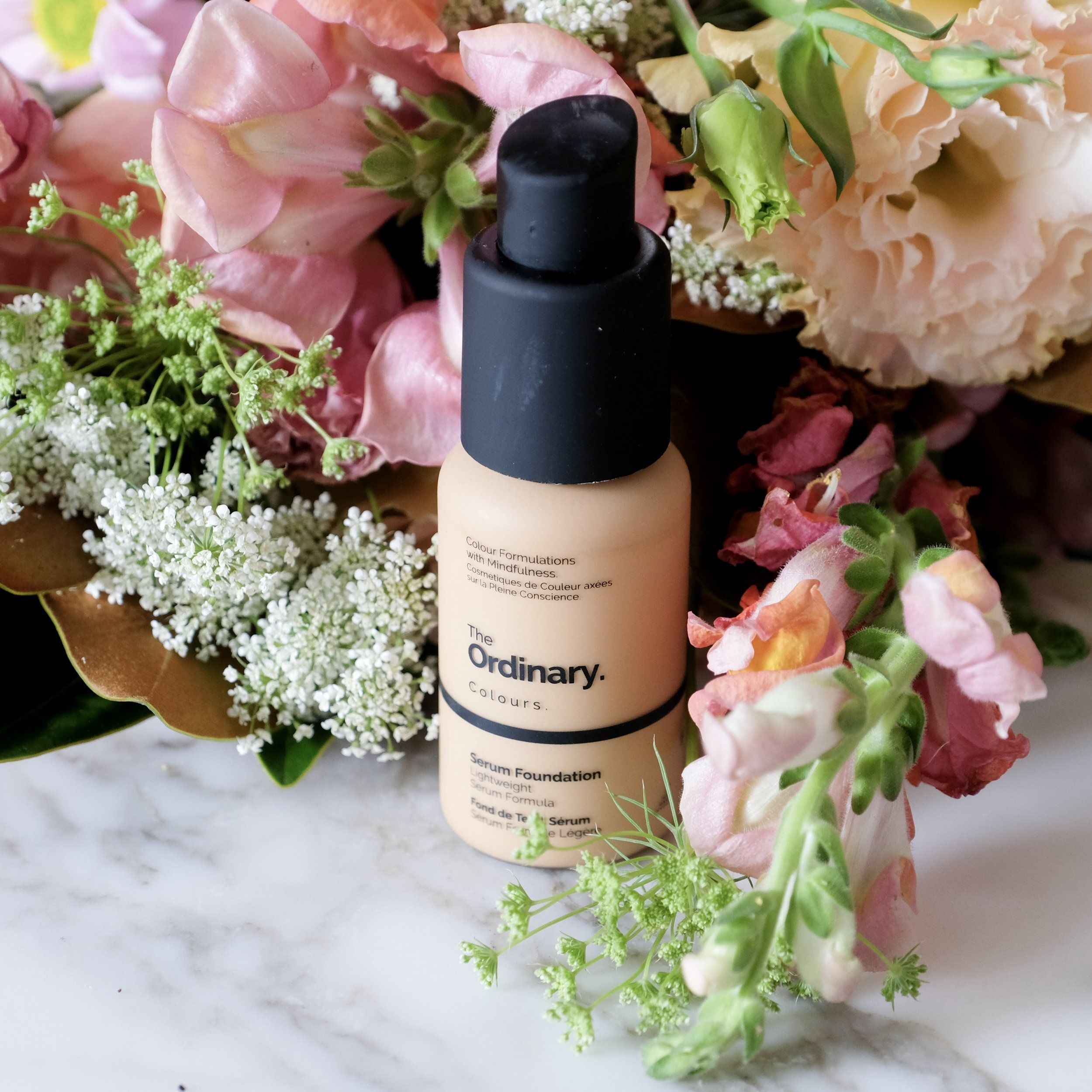 The Ordinary Serum + Coverage Foundation Review (1.0