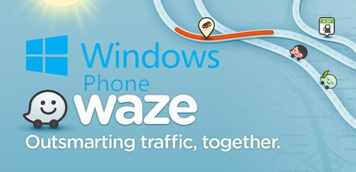 Waze Di Windows Phone Aplikasi