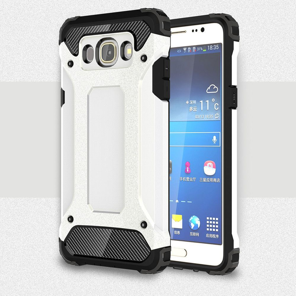 Case For Samsung Galaxy J5 J510 J510f Slim Armor Anti Shock Silicone Iphone Xs Plus Spigen With Stand Tough Casing Black 2016 Hybrid Hard Pc Phone Cover