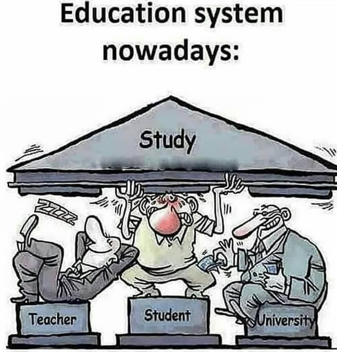 Comment Yes If You Agree Turn Post Notification On To See Every Content We Post Follow Entrepr Education System Education Learning French For Kids