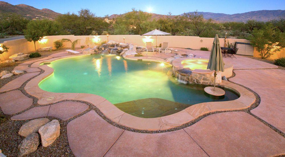 Stenquist 549 Cool Pools Backyard Pool Pool