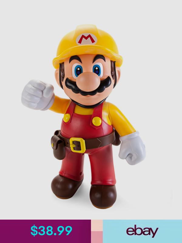 Taito Action Figures Ebay Collectibles Mario Action Figures Action Figures