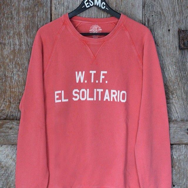Pink?!! Yes we can!!!! #elsolitariocottonguerrilla #elsolitario #elsolitariomc #Padgram