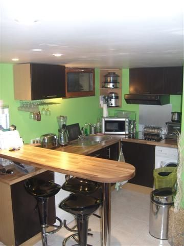 ide relooking cuisine modle deco cuisine moderne petit espace