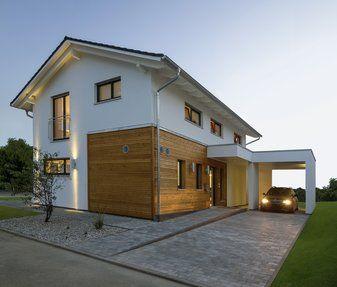 Haus Mit Carport Google Pretraga Home In 2018 Pinterest