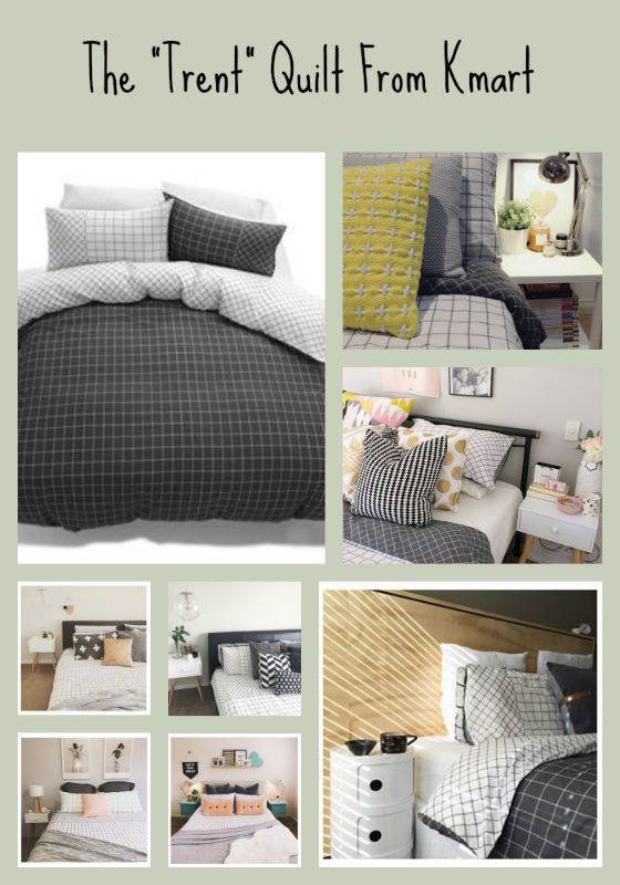 The Trent Quilt from Kmart. It is only $26 for the KING! | Kmart ...