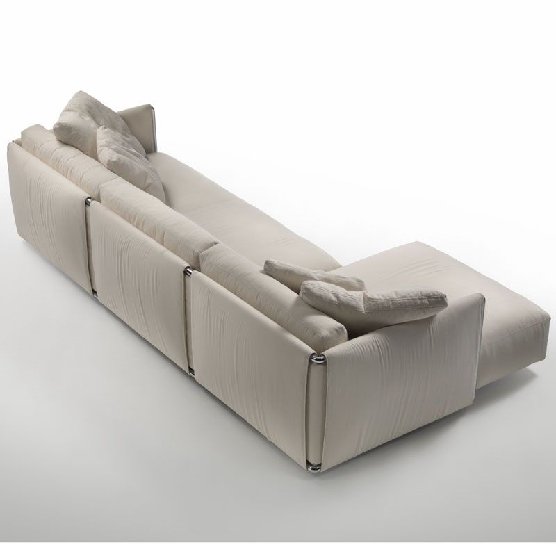 Edmond Sectional Sofa Flexform Switch Modern Couches Sofas
