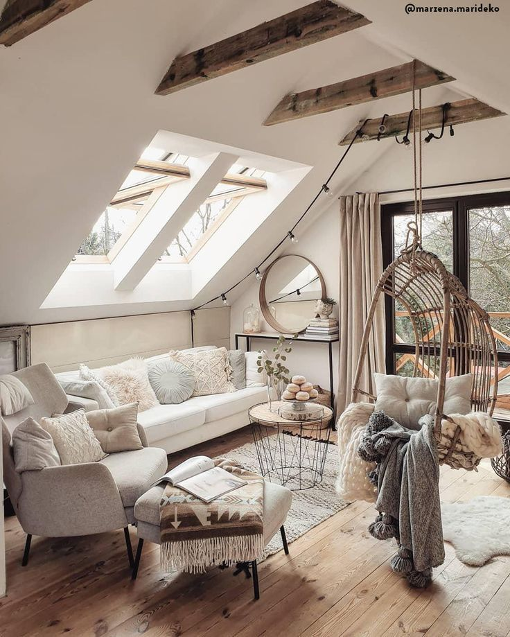 Photo of Country house style for more comfort …