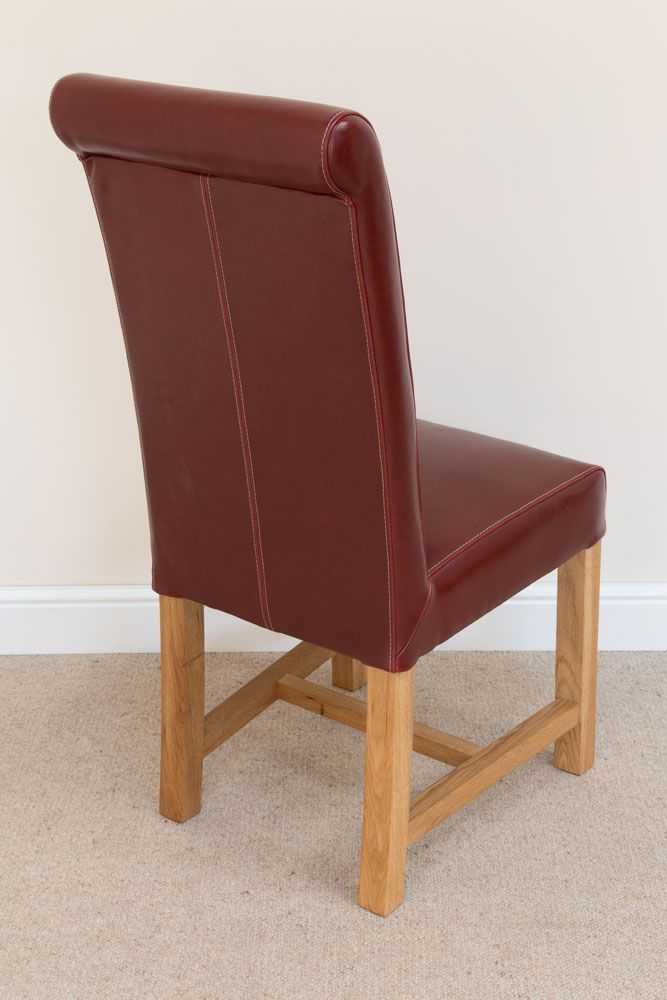 PTitan Premium Claret Red Leather Dining Chair The Titan Is Our Finest That We Offer Photos Really Dont Do It J