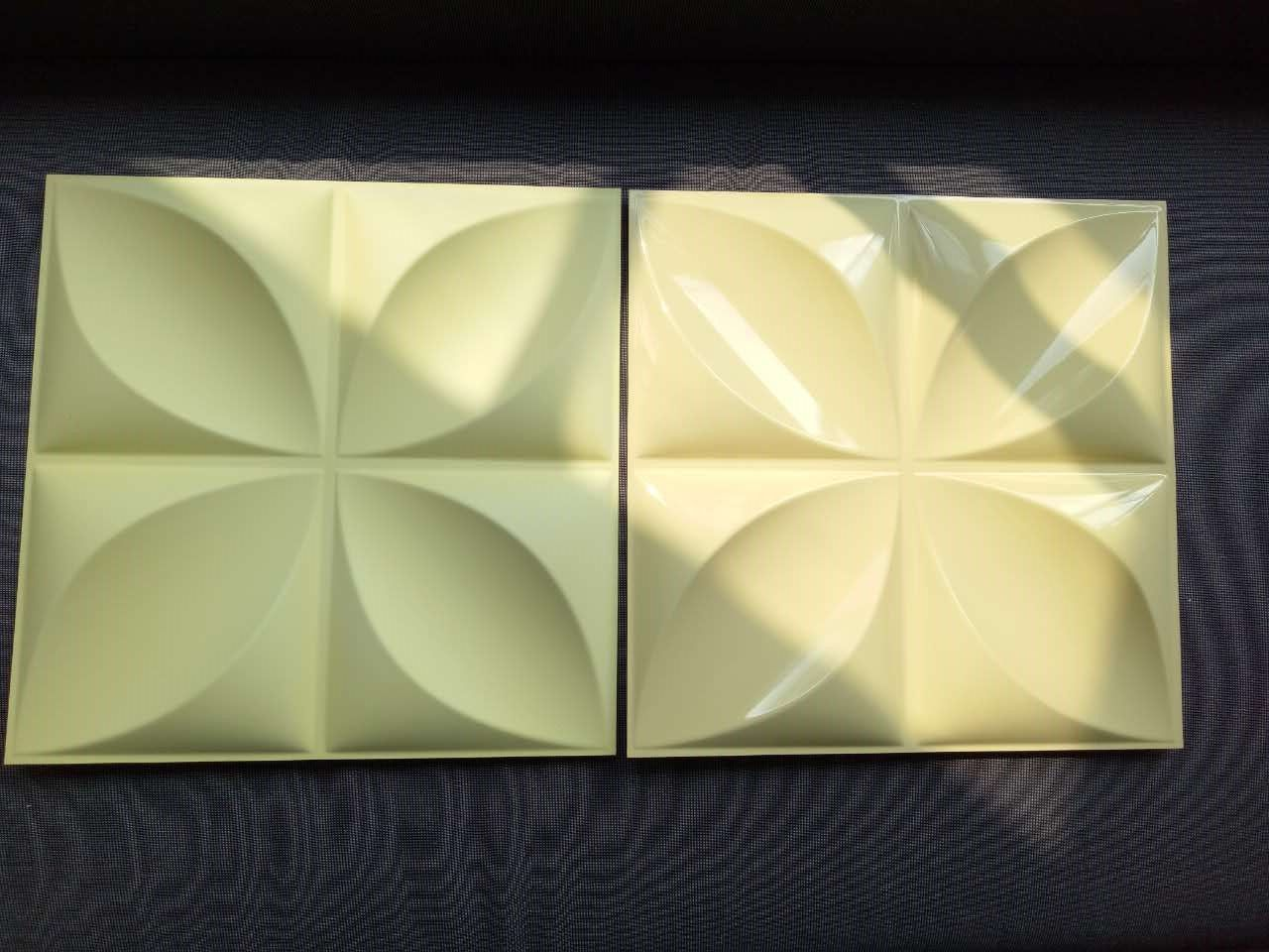 PVC 3D Wall Panel 1. Beautiful Color 3D PVC Wall Panel; 2. Washable ...
