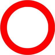 Red Circle Png Image With Transparent Background Png Free Png Images In 2021 Circle Clipart Png Clip Art