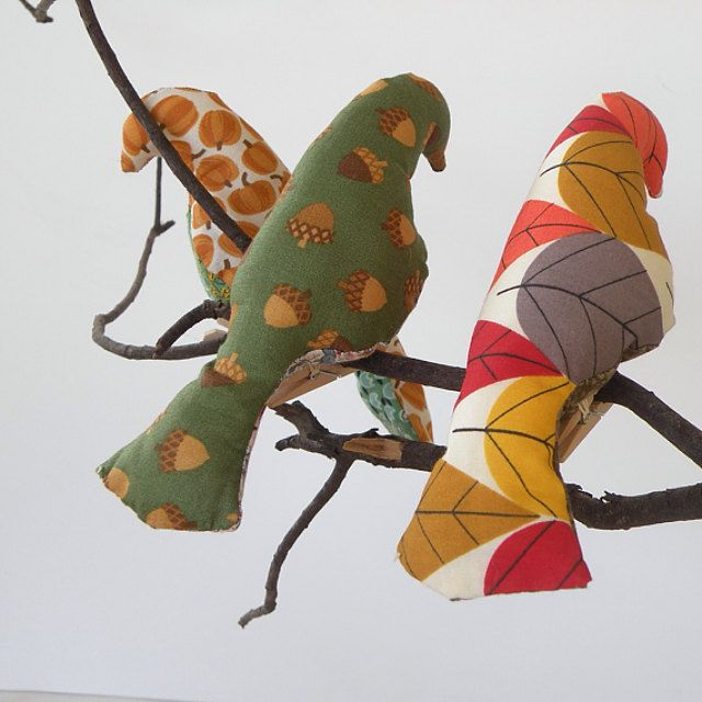 Handmade Mobiles for babies or adults by FowlPlayMobiles on Etsy