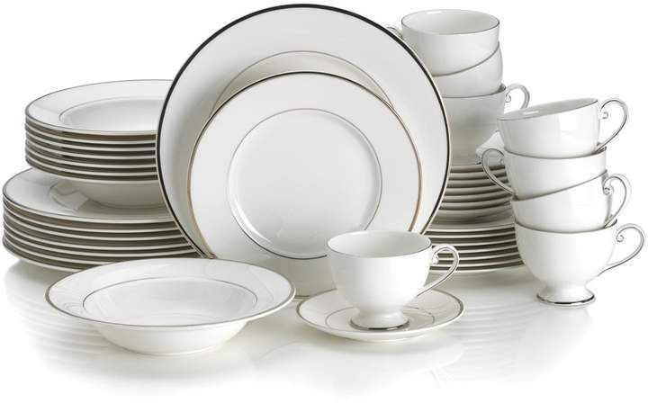Dinnerware Set #casualdinnerware Mikasa 40 Piece Dinnerware Set #casualdinnerware
