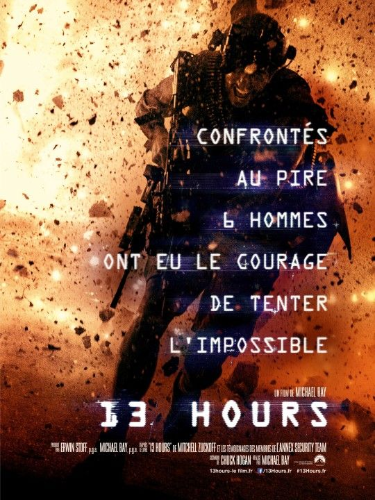 13 Hours - Seriebox