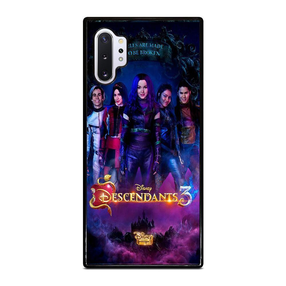 DESCENDANTS 3 DISNEY Samsung Galaxy Note 10 Plus Case Cover - Casesumm