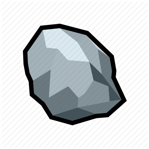 Mine Pure Silver Stone Treasure Mineral Rock Icon Download On Iconfinder Rock Types Rock Pure Products