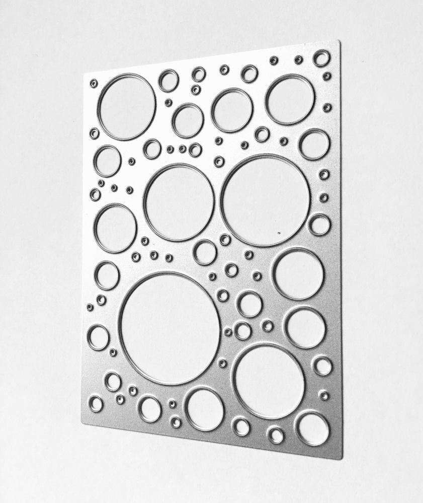 Oval Shape Metal Cutting Dies Stencil DIY Scrapbooking Album Card Embossing Gift