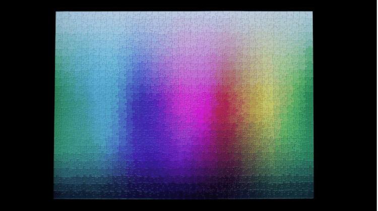 Try CMYK 1000 Piece Jigsaw Puzzles