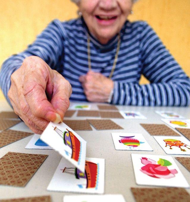 Terapia ocupacional - Alzheimer - Plena Identidad