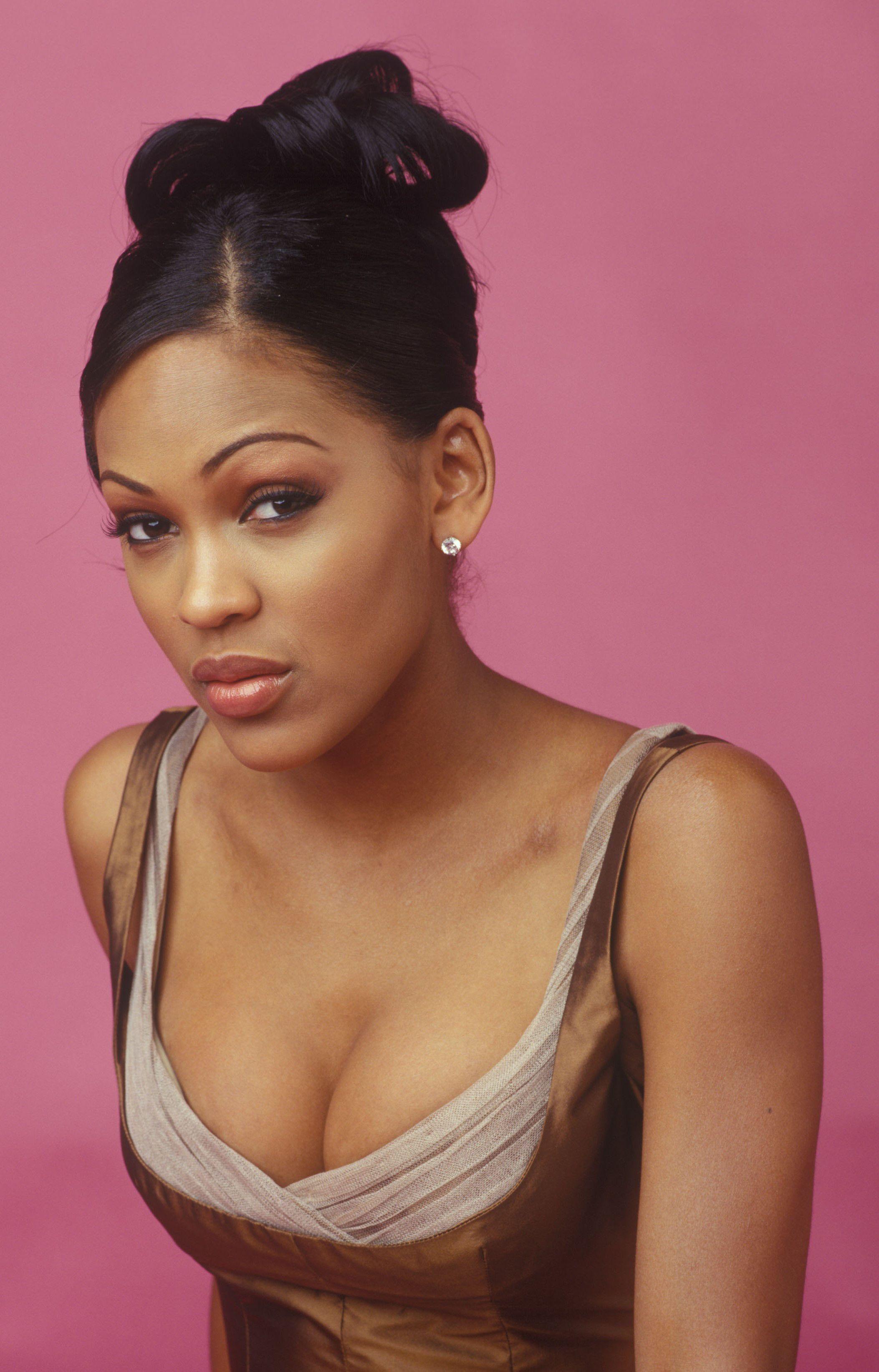 Meagan Good Beautiful Famous Black Women Meagan Good Pinterest