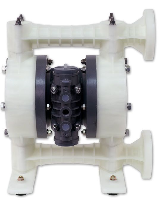 Yamada ndp 20 pp polypropylene ansi flange air operated diaphragm yamada ndp 20 pp polypropylene ansi flange air operated diaphragm pump has a 34 fluid port that provides a maximum flow rate of 28 gallons per minute ccuart Gallery