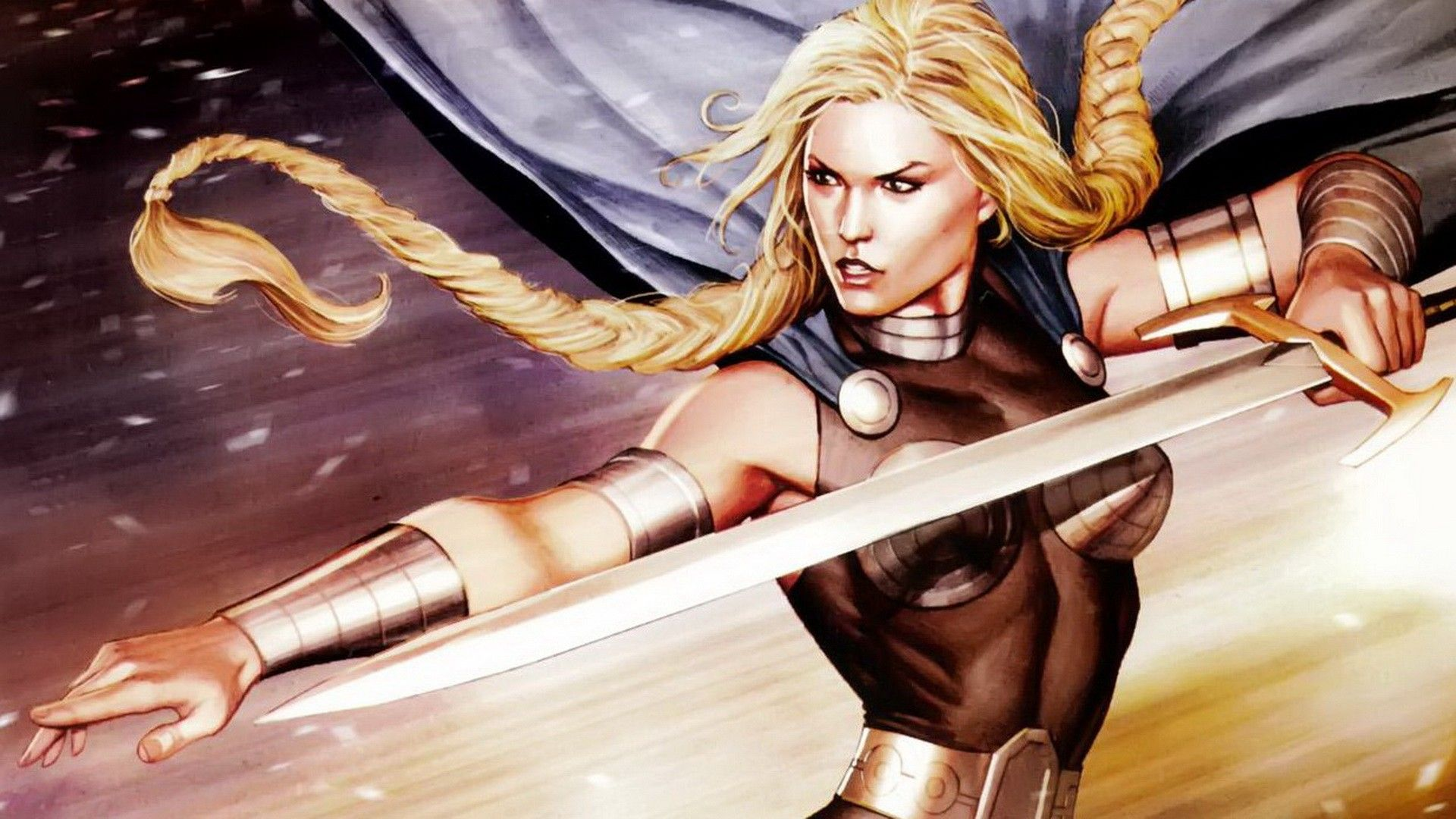 Valkyrie Marvel Wallpaper Comic Valkyrie Valkyrie Marvel Comics Female Marvel Superheroes