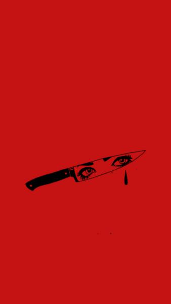 Lockscreens Edgy Wallpaper Red Aesthetic