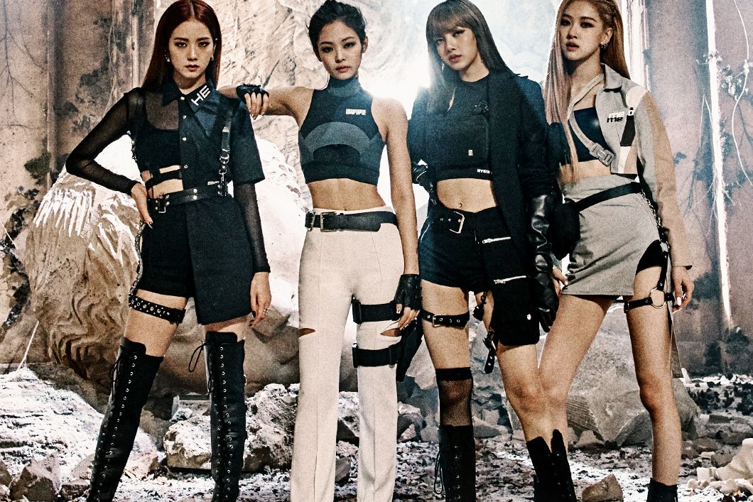 A Guide To Recreating Blackpink S Outfits And Makeup In Kill This Love Music Video In 2020 Fashion Clothes Women Outfits Fashion Outfits