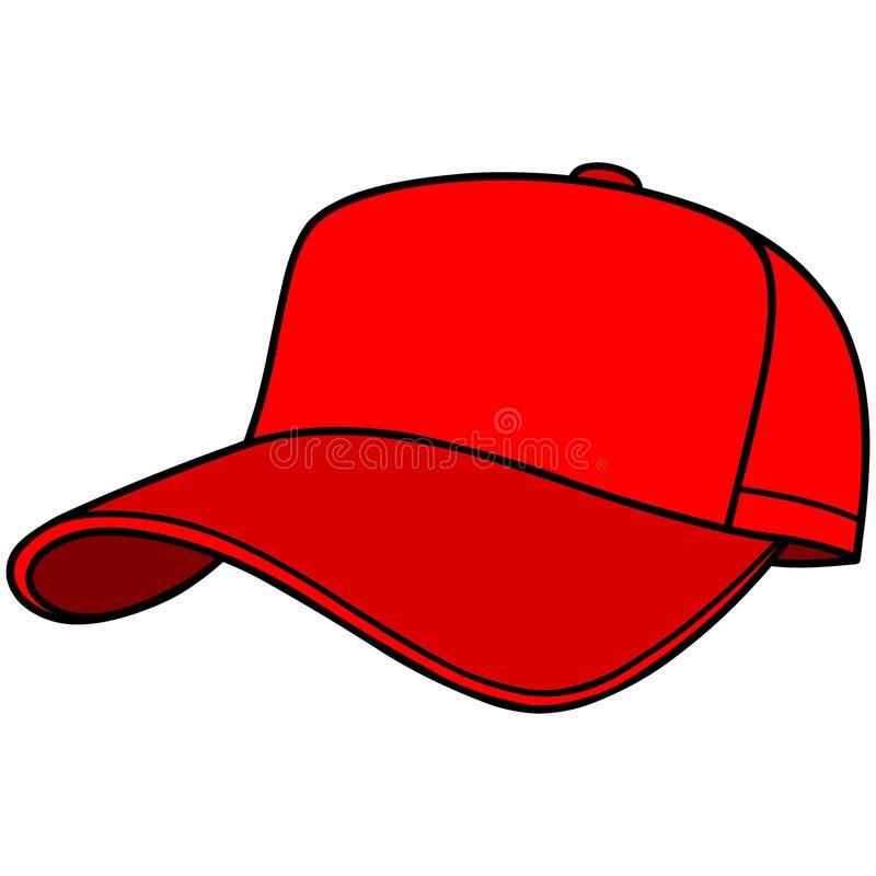 Baseball Cap Cartoon Illustration Of A Baseball Cap Sponsored Paid Ad Baseball Cartoon Illustration Cap Baseball Cap Baseball Cap