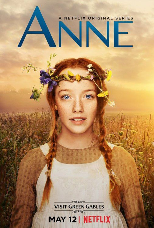 New Period Dramas Netflix May 2017 Anne Tv Series Anne Of Green