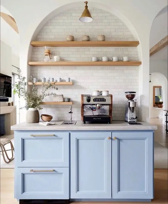 23 Home Coffee Stations to Make you Swoon-- Make Yours NOW!