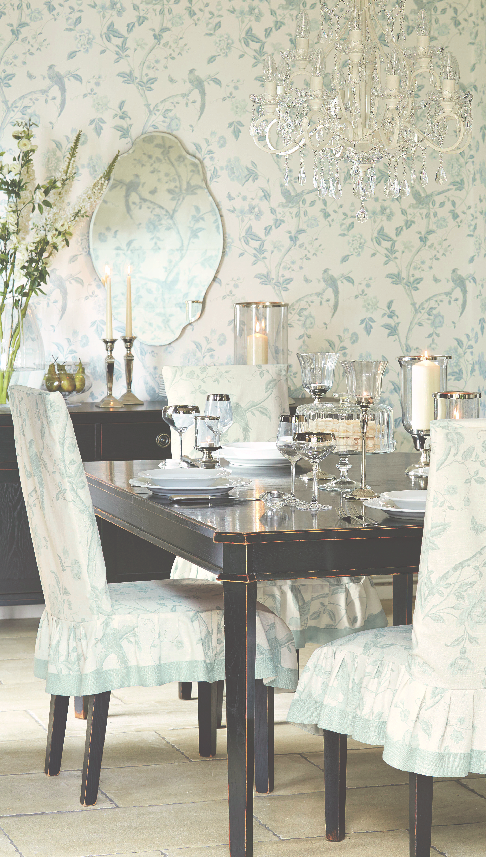 Laura Ashley Spring/Summer 2015: Summer Palace Collection #interiors ...
