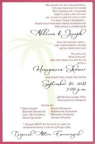 6b02b6229a4 Honeymoon Shower Invite