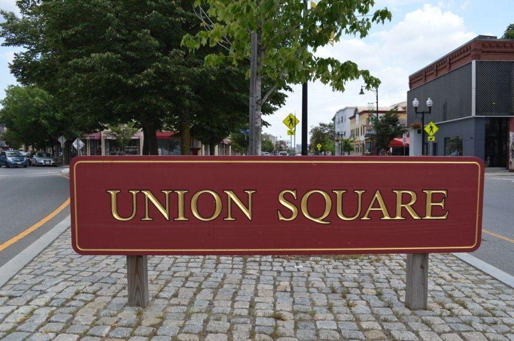 Somerville kicking off 1B Union Square improvement