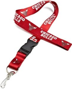 NBA Chicago Bulls Lanyard  f7c6233cc26