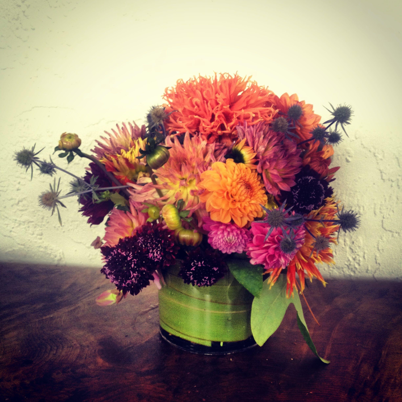Color, dahlias, local, seasonal. By Willi Wildflower   Florals ...
