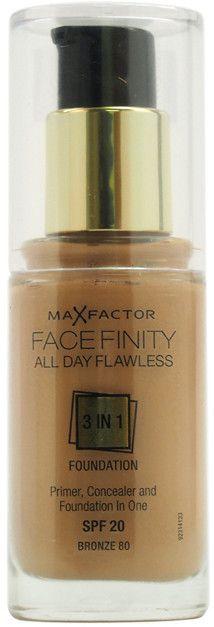 max factor 3 in 1 bronze 80