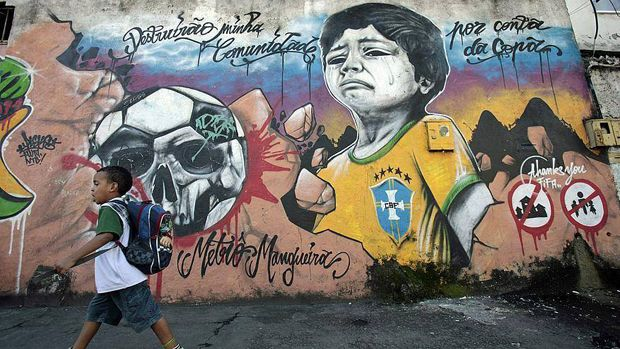 street art world cup - Google Search
