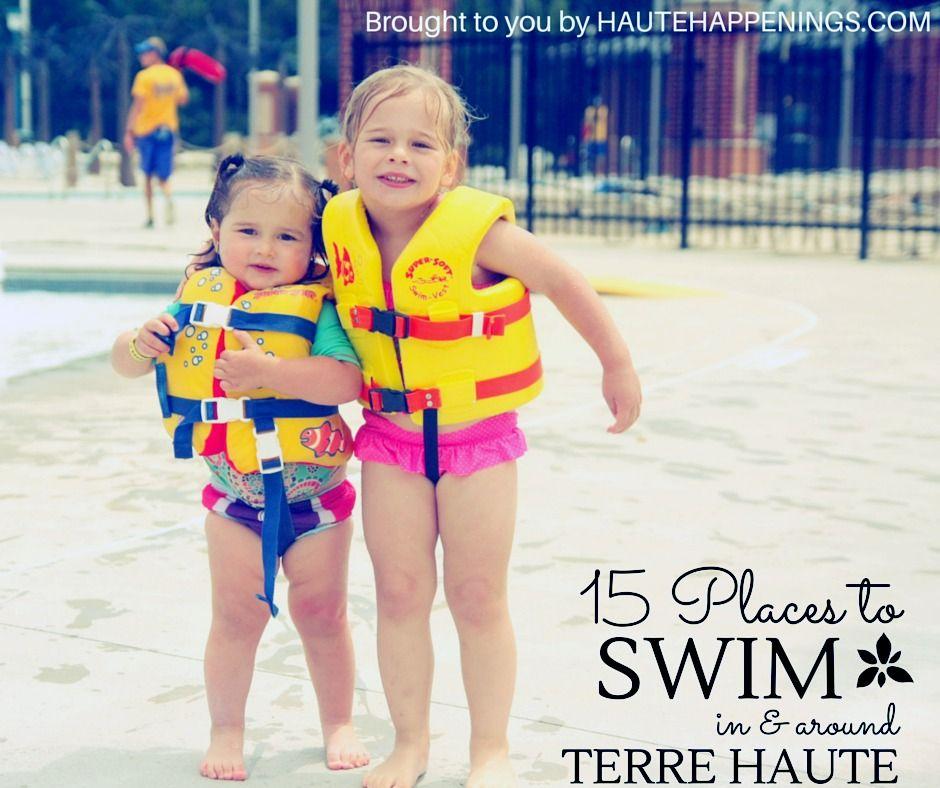Places to Swim in Terre Haute