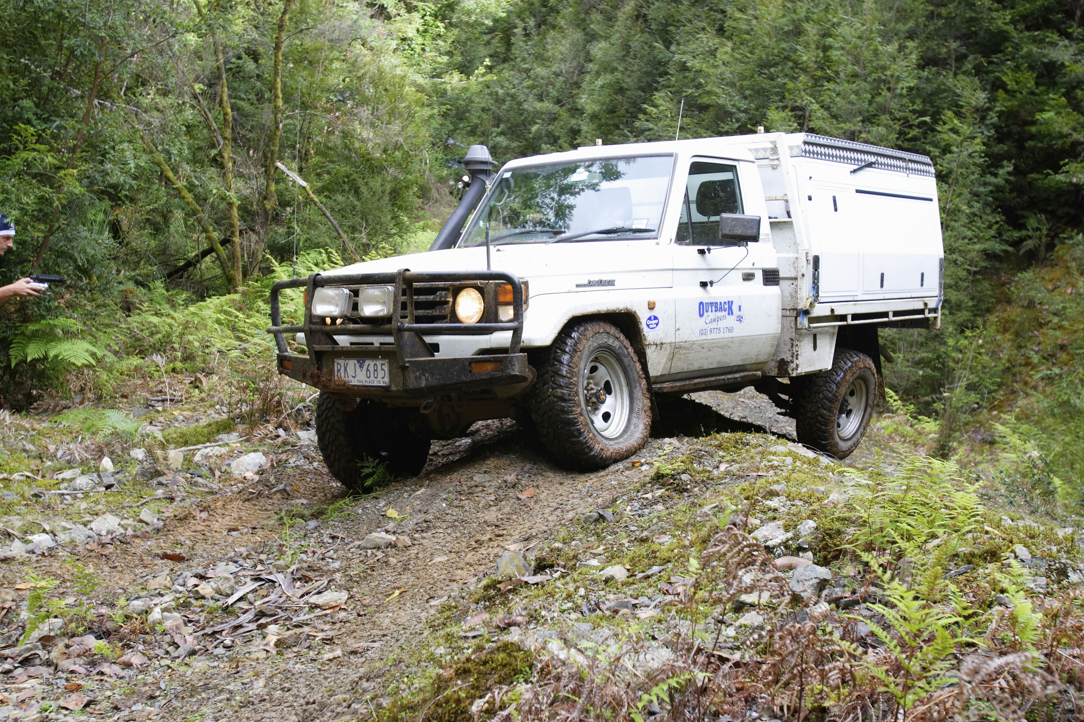 Single Cab Tray Topper Cab, Ute camping