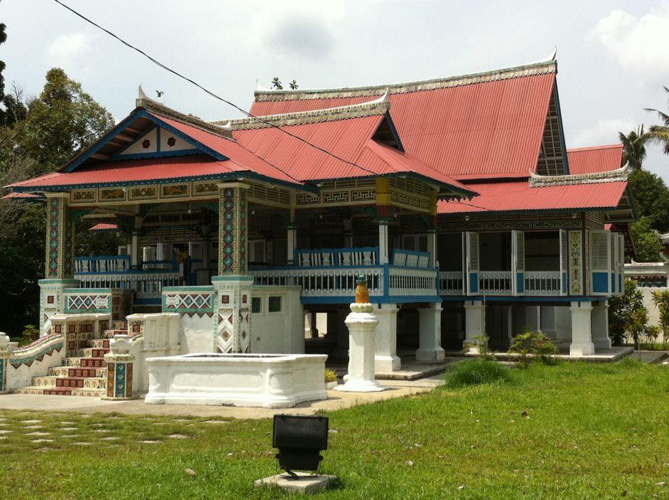 Kami Ke Rumah Melayu Lama Yang Sangat Cantik Di Merlimau Penghulu Natar Berusia Hampir Dua