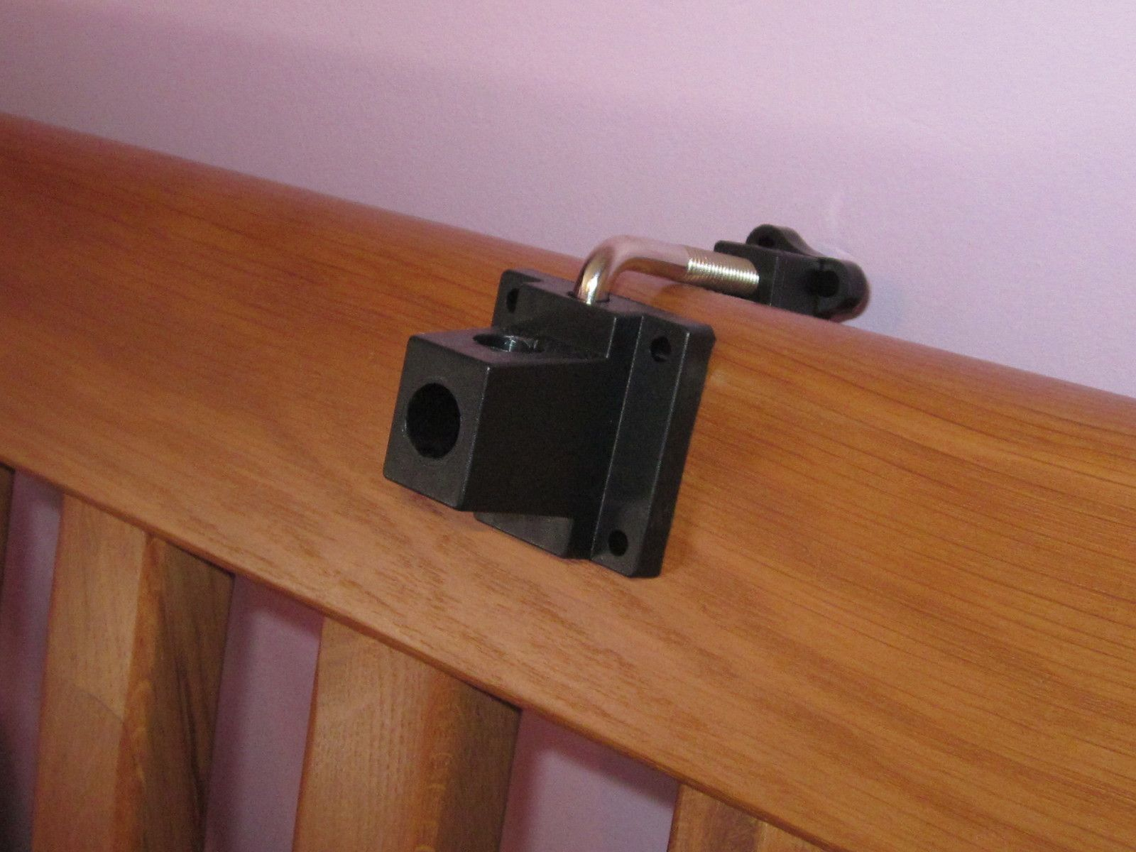 How to make your own bedside iPad stand Ipad stand
