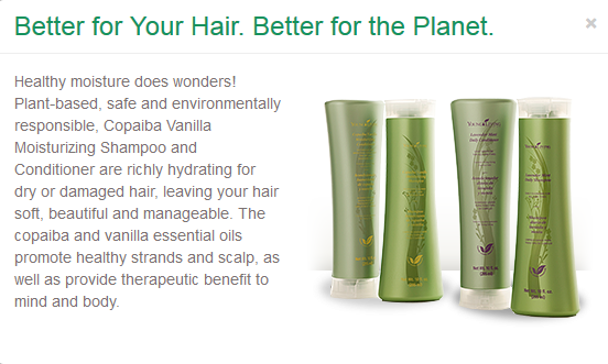 Copaiba Hair Care - By Young Living Therapeutic Grade Essential Oils -  Plant-based, safe and environmentally responsible shampoo and conditioner, that's richly hydrating. Fran Asaro www.franasaro.com
