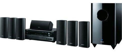 The Onkyo Ht S6300 A 7 1 Channel 1200 Watt Surround Sound System