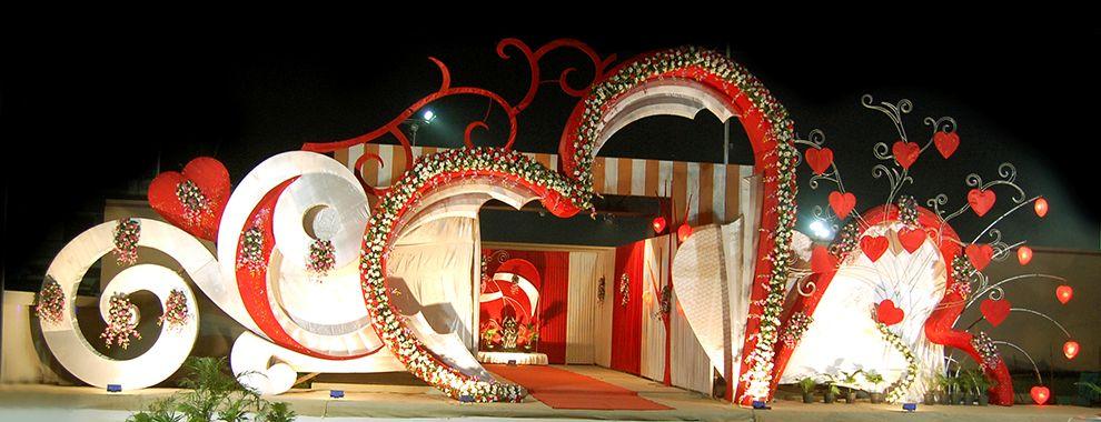 Wedding Entrance Gate Decorations Google Search