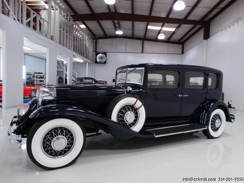 DANIEL SCHMITT & CO. PRESENTS: 1931 Chrysler Imperial Custom 8 Sedan – Visit www…