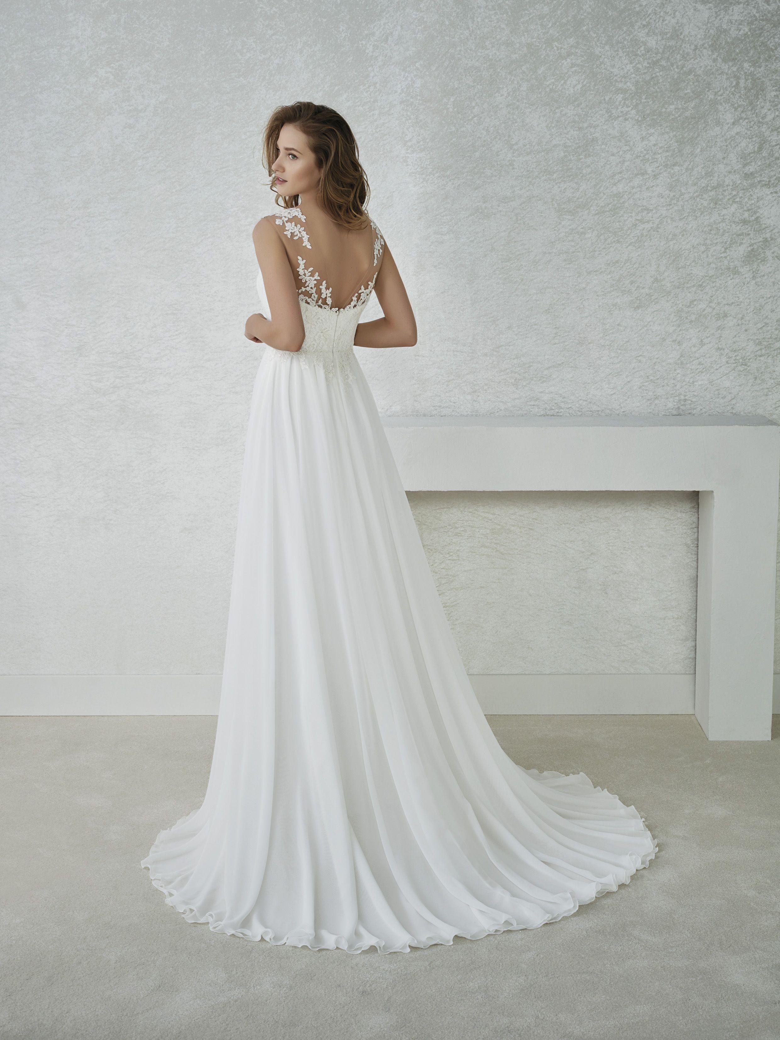 White One Firenze   ♥ Trouwjurken White One by Pronovias - Wedding ...